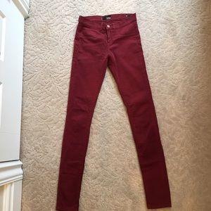 3 for $ 15 | big blue skinny jeans